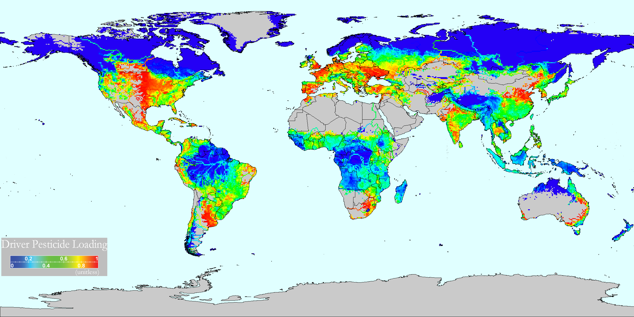 Global Threats to Human Water Security and River Biodiversity